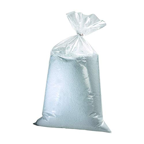 IMBALLAGGI 2000 - Sacco Palline Polistirolo per Riempimento Pouf - 250 Litri - Sfere per Riempimento, Imballaggio e Isolamento - 1 Sacco