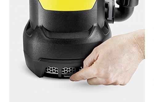 Kärcher SP7 Dirt Inox pompe d'évacuation eau chargée