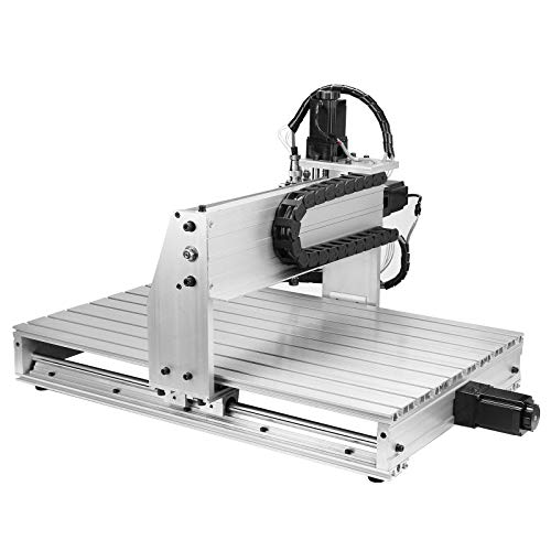 Industry CNC Router Kit Engraver 6040 4 axis Desktop Engraving Wood Milling Machine with USB for 3D Wood DIY Artwork Cutter Effective Working