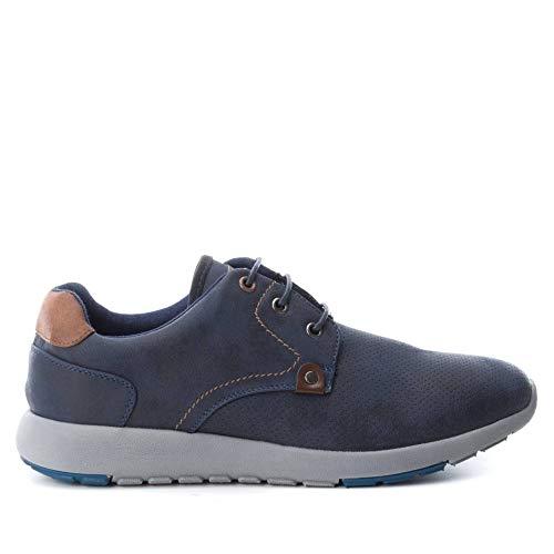 Zapatos XTI 42 Hombre Azul Marino 33655