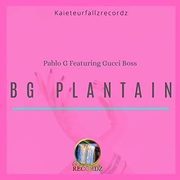 Bg Plantain