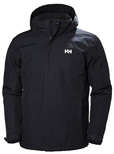 Helly Hansen Herren Dubliner Insulated Jacket Jacke, Blau (Navy), S