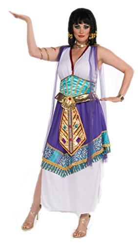 Forum Novelties Women's Plus-Size Queen Cleopatra Costume, Multi, Plus