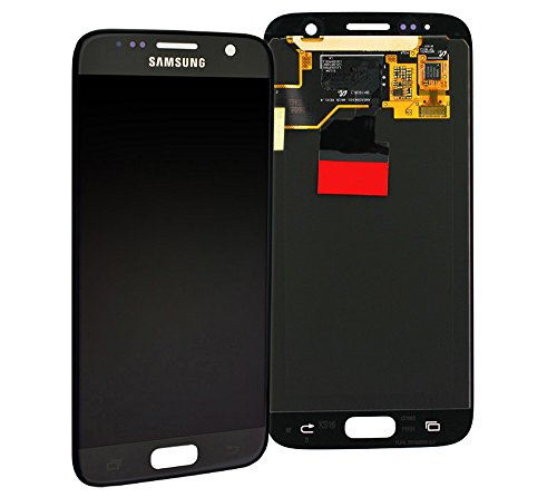 Display originale di ricambio per Samsung Galaxy S7 G930 F, Display AMOLED, LCD touchscreen, nero, GH97-18523A