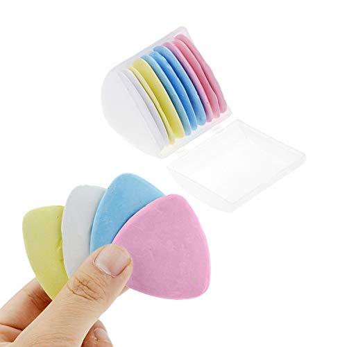 10 Pièces Effaçable Tissu Tailleurs Marquage Tissu Craie Craie Pour Coudre Marquage