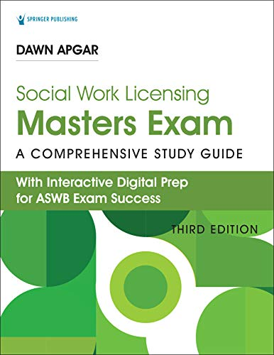 Social Work Licensing Masters Exam Guide: A Comprehensive Study Guide for Success