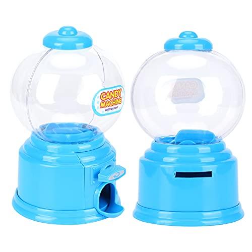 YOIM Banco de Dinero, máquina de Almacenamiento de Dulces Exquisita para Caja de bocadillos de Chocolate para niños para Caja de Regalo de Dulces(Blue)