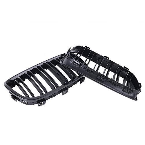 Rejillas Frontales De Radiador Gloss Black para BMW Hatchback Sport Ridney Grill Grille