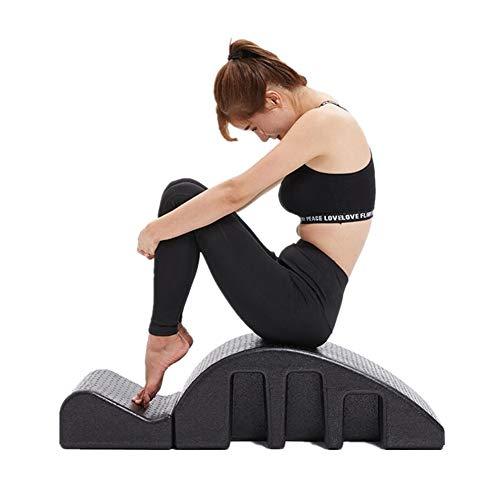 YY_Z Multifunktions-Yoga-Artefakt, multifunktionale Pilates-Bogen, Wirbelsäule, Orthese für Patienten mit Nackenschmerzen, Rückenschmerzen, Massage-Artefakt, 60