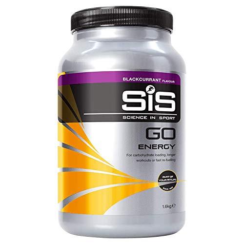 Science in Sport Go Energy Drink, Blackcurrant, 1.6 kg, 32 Servings