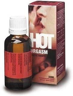 Hot Orgasm-Strong Aphrodisiac STIMULATING Sexual Enhancer Erotic Drops 30ml New