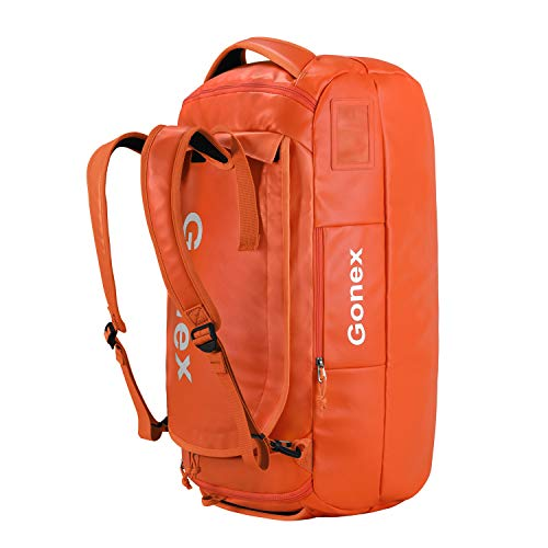 Gonex 40L Rucksack wasserdichte Reisetasche Wanderrucksack für Wandern, Camping, Reisen, Radfahren