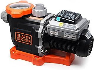 BLACK+DECKER Velocidad variable 1.5HP en la bomba de la piscina de tierra