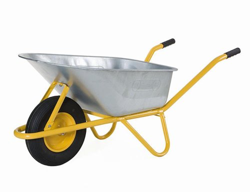 LIMEX Profi Baukarre gelb 100 L - LX11002230