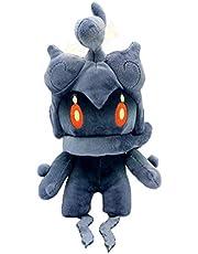 PokemonPluszowa ZabawkaMarshadowMiękkaWypchanaLalka WKształcieZwierzęcia Śliczna Animacja PeryferyjnePluszowe ZabawkiCosplayPrezent Urodzinowy Dla Dziecka 25 Cm
