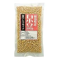 国産(岡山県) 備中白小豆 200g