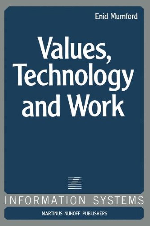 理論コミュニティ振動するValues, Technology and Work (Information Systems)