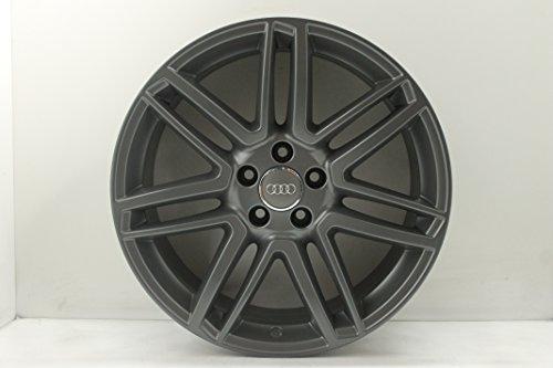 Original Audi A8 4H 4H0601025CA Felgen Satz 19 Zoll 724-A1