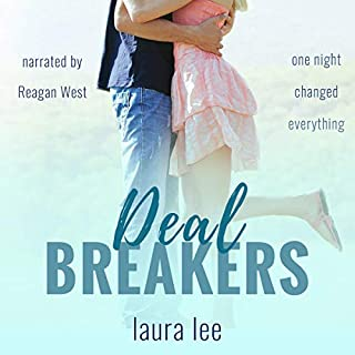 Deal Breakers     Dealing With Love, Book 1              By:                                                                                                                                 Laura Lee                               Narrated by:                                                                                                                                 Reagan West                      Length: 6 hrs and 18 mins     Not rated yet     Overall 0.0