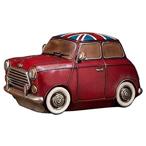 UNU_YAN Moderna semplicità Creativa Denaro Banche Car Styling salvadanaio for Adulti Creativo Red Bambini Money Banche out Boy Regalo di Compleanno Salvadanaio