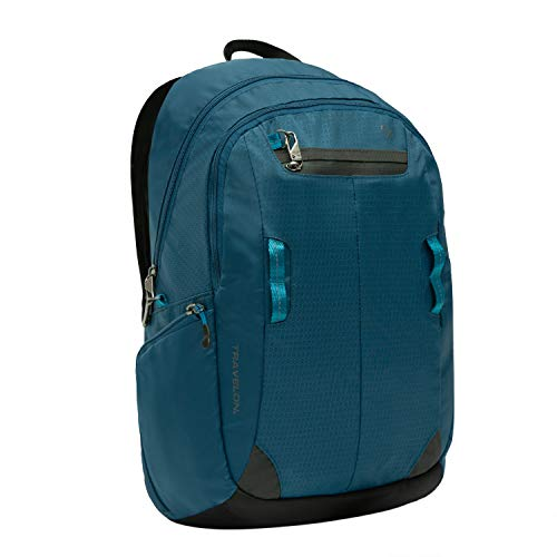 Travelon Anti-Theft Active Daypack Multipurpose Backpack, Teal