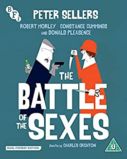 The Battle Of The Sexes - Dual Format Edition