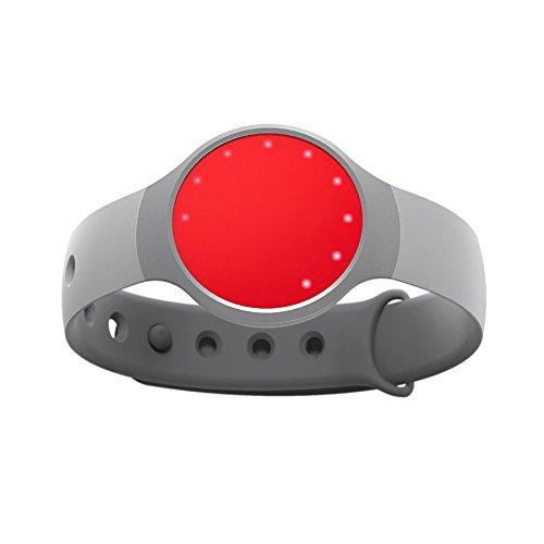 Misfit Flash - Monitor de Actividad física Resistente al Agua, Color Rojo