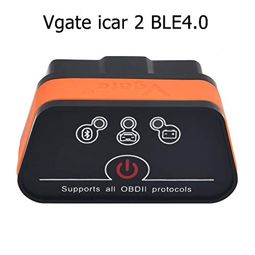 vgate OBD Diagnosegerät, Icar 2 BLE4.0 EOBD OBDII OBD 2 KFZ Auto Interface Diagnose Android iOS Windows