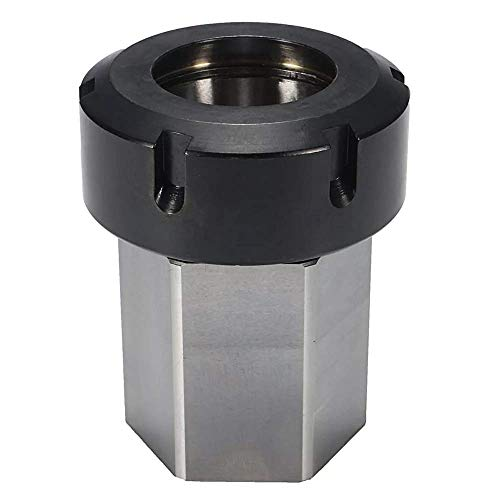 Yongenee Tool Hex Collet Block Chuck Holder ER40 CNC Tool Holder Multifunction Industrial tools