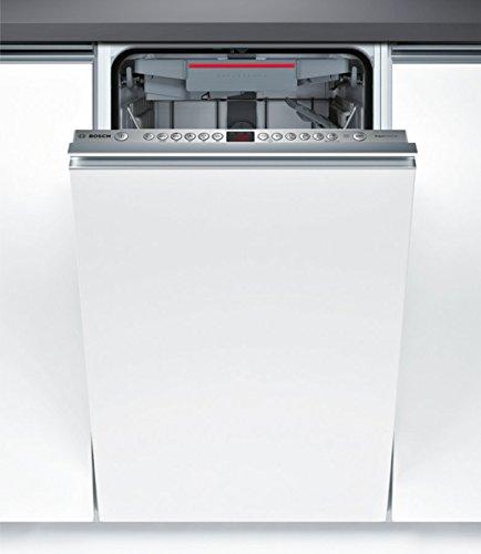Bosch SPV46MX01E Geschirrspüler Vollintegriert / A+ / 237 kWh/Jahr / 2660 L/jahr / Aqua Sensor / Active Water Hydrauliksystem