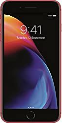 Apple iPhone 8 Plus (Red, 64GB)