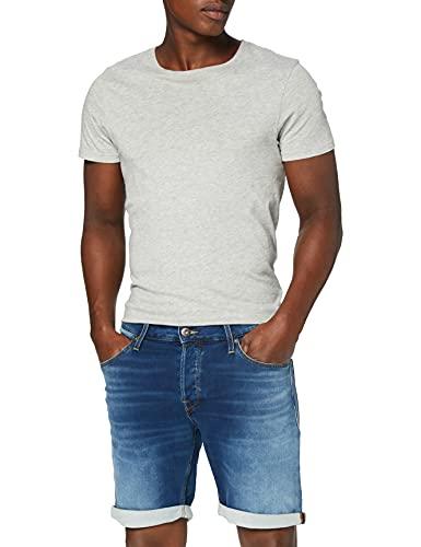 Jack & Jones Rick Icon GE 006 - Jeans corti da uomo blu denim XS