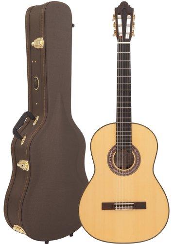 Santos Martinez SM2000RB Raymond Burley Klassik Gitarre mit Koffer
