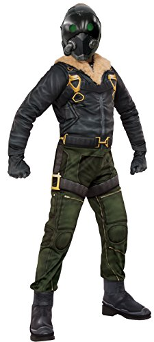 Rubie's Costume Spider-Man Homecoming Child's Deluxe Vulture Costume, Multicolor, Small