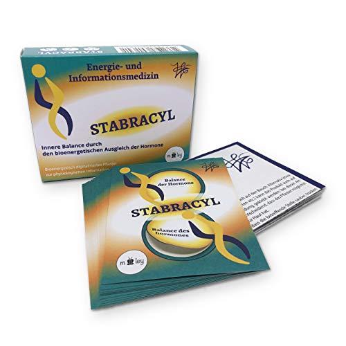Stabracyl - Energie & Informationsmedizin Pflaster zur Balance der Hormone.
