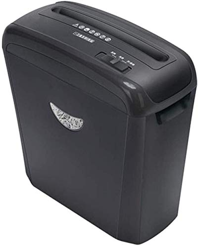 Best Bargain Office Supplies Chippers Shredder 10.5L Desktop Type Card Breaker Office File Electric ...