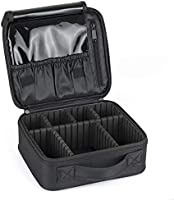 Cosmetische tas draagbare make-up tas voor op reis, professionele make-up organizer tas make-up opslag cosmetische box...