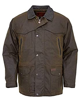 Outback Trading Company Men s 2717 Pathfinder Waterproof Breathable Fleece Lined Bronze/Nubuck X-Large
