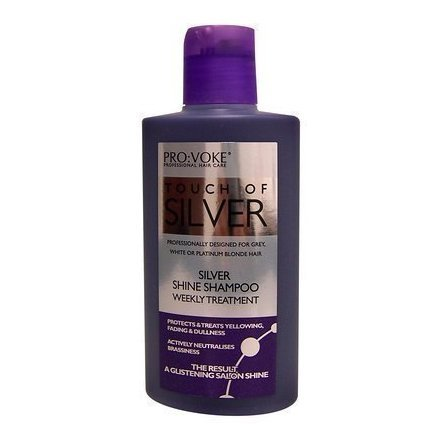 Touch Of Silver Sliver Reflex Shampoo 100ml