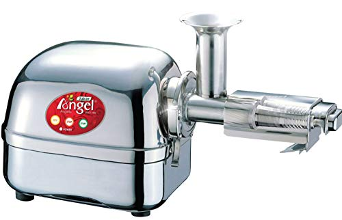 Angel 5500 - Kit estrattore di succhi orizzontale + succhi