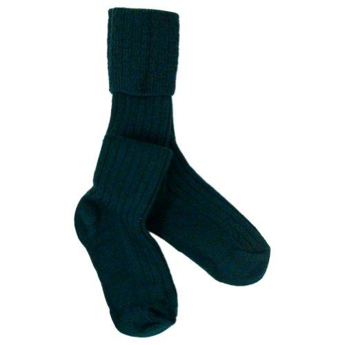 Men's Gleann Righ Bottle Merino Wool Kilt Hose-Size US 9-11