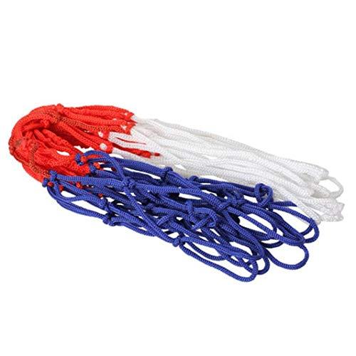 DierCosy Tools Baloncesto Red de Nylon para Trabajo Pesado Neto de reposición Fuerte y Durable de Baloncesto Accesorios Red del Baloncesto
