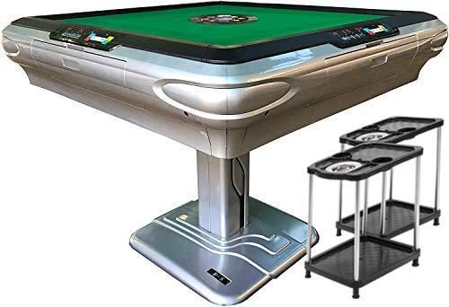 【雀荘牌28mm】 点数デジタル表示機付き 全自動麻雀卓 FR-XW-α サイドテーブル付