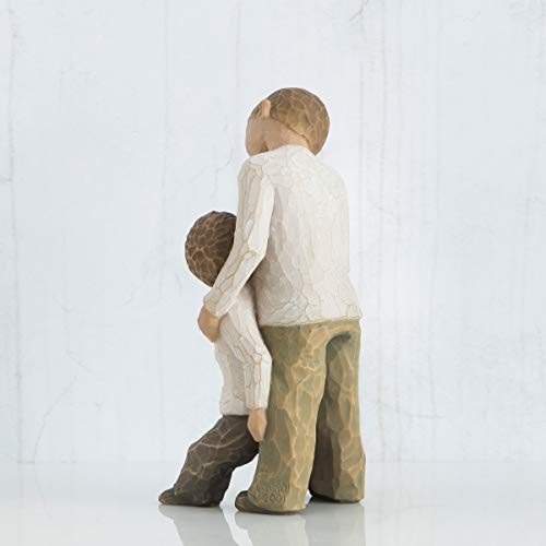 Willow Tree Brothers, Sculpted Hand-Painted Figure