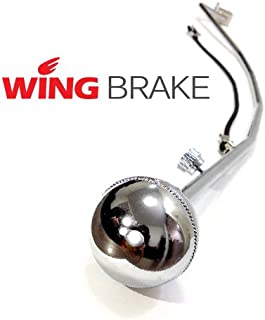 Wingbrake -Driver Training Brake/Student Driver/Instructor, Passenger Brake/Teen Driving Lesson