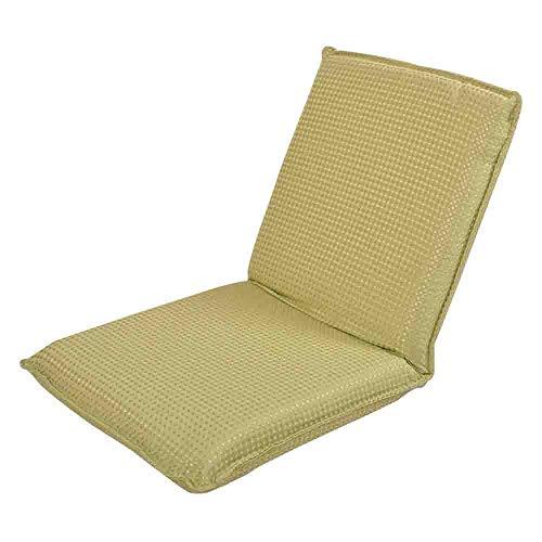 Axdwfd Chaise longue Chaise de plancher pliante Relaxation réglable Lazy Couch Seat Cushion Recliner Chaise de jeu rembourrée confort détachable Convient aux enfants adultes Convient à une utilisation