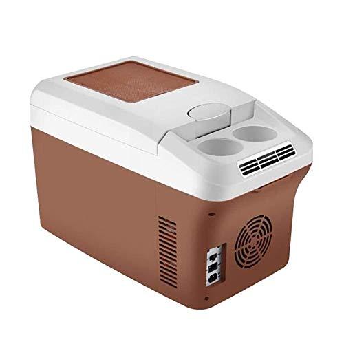 Frigo RéFrigéRateur Congelateur Glaciere Voiture Réfrigérateur De Voiture 15L Double Mini Réfrigérateur 24V Camion 12 V Voiture 220 V Maison, Office, Voiture Capacité De Réfrigération