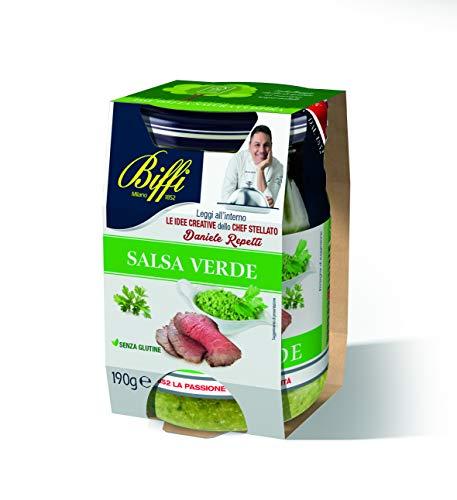 Biffi - Salsa Verde - Pacco da 6 x 190g