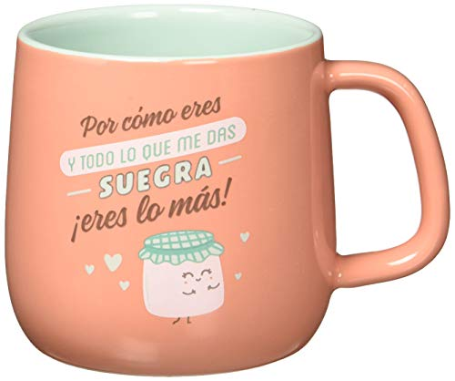 Mr. Wonderful Taza, Multicolor, único