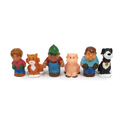 Tomy John Deere - 43101A1 - Véhicule Miniature - Mes Premiers Copains de la Ferme